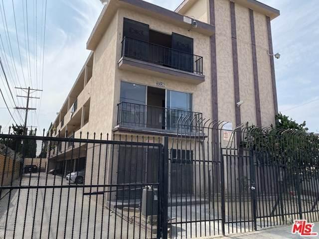 3316 W 63rd Street, Los Angeles (City), CA 90043 (#20637510) :: The Najar Group
