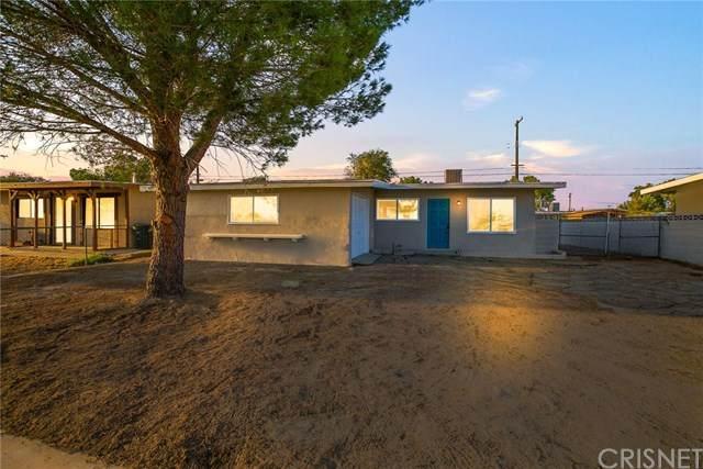 2141 Elm Street, Rosamond, CA 93560 (#SR20201161) :: Berkshire Hathaway HomeServices California Properties