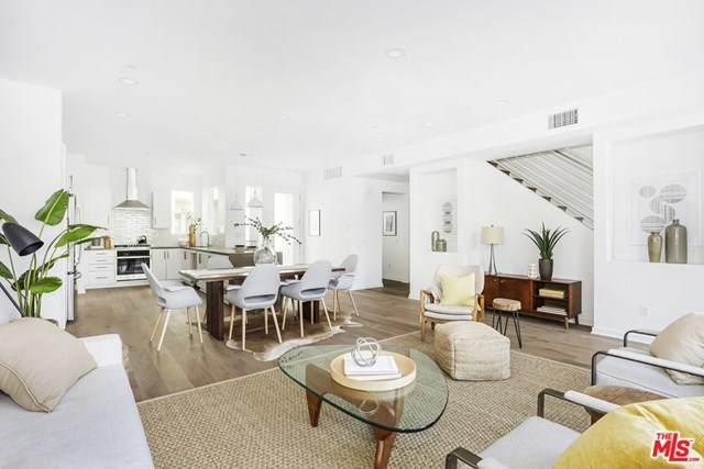1340 N Sycamore Avenue, Hollywood, CA 90028 (#20637814) :: Pam Spadafore & Associates