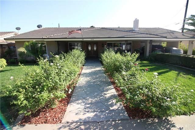 390 W 14th Street, Upland, CA 91786 (#CV20201211) :: Hart Coastal Group