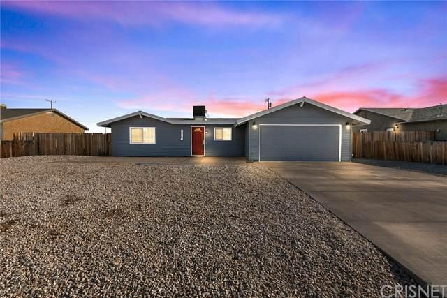 9030 Heather Avenue, California City, CA 93505 (#SR20201209) :: The Laffins Real Estate Team