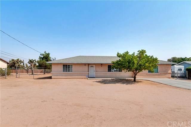 18686 Vine Street, Hesperia, CA 92345 (MLS #CV20201220) :: Desert Area Homes For Sale