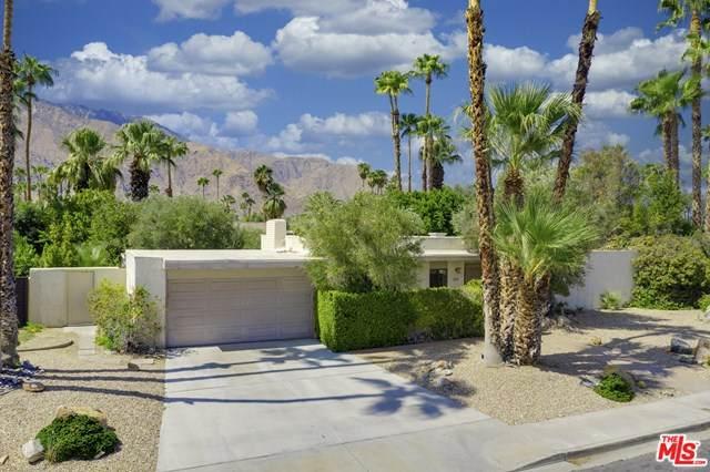 571 N Tercero Circle, Palm Springs, CA 92262 (#20636914) :: Berkshire Hathaway HomeServices California Properties