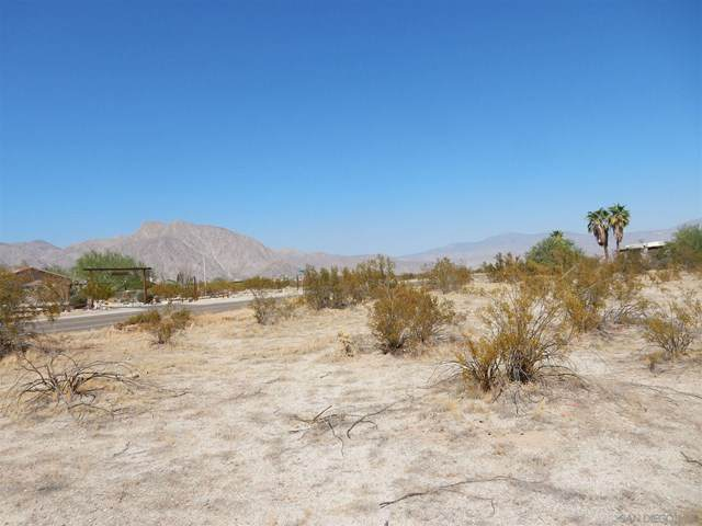 Borrego Springs Rd, Borrego Springs, CA 92004 (#200046505) :: Hart Coastal Group
