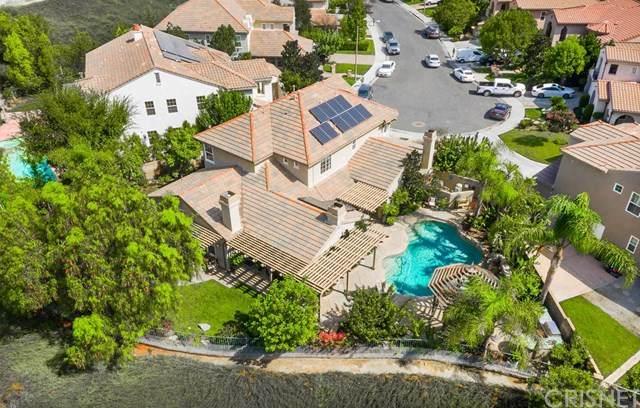 26187 Shadow Rock Lane, Valencia, CA 91381 (#SR20198143) :: The Marelly Group | Compass
