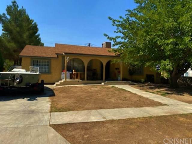 45121 11th Street W, Lancaster, CA 93534 (#SR20200925) :: Re/Max Top Producers