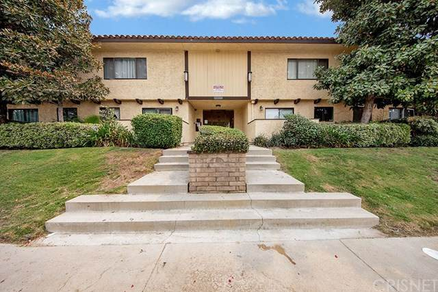 13540 Hubbard Street #20, Sylmar, CA 91342 (#SR20201484) :: The Najar Group
