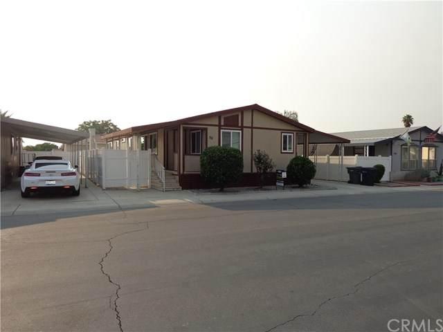 1721 E Colton Avenue #50, Redlands, CA 92374 (#EV20201303) :: The Najar Group
