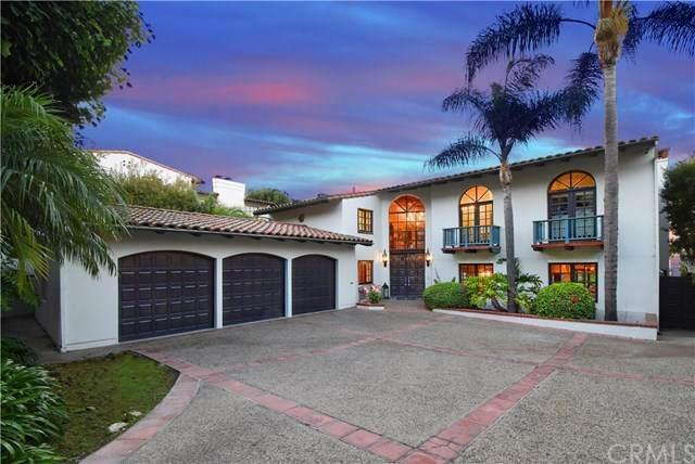 705 Via Del Monte, Palos Verdes Estates, CA 90274 (#PV20201440) :: Go Gabby
