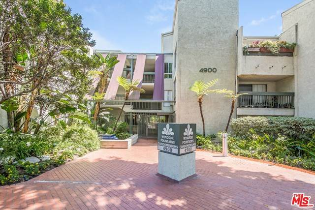 4900 Overland Avenue #175, Culver City, CA 90230 (#20636328) :: The Najar Group