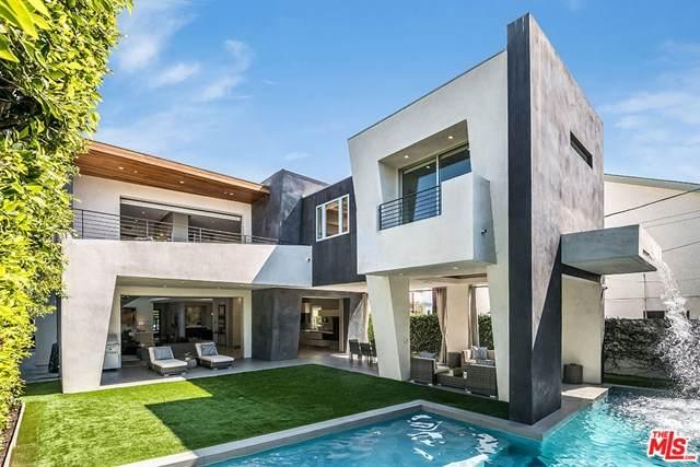 441 N Alfred Street, Los Angeles (City), CA 90048 (#20638100) :: Berkshire Hathaway HomeServices California Properties