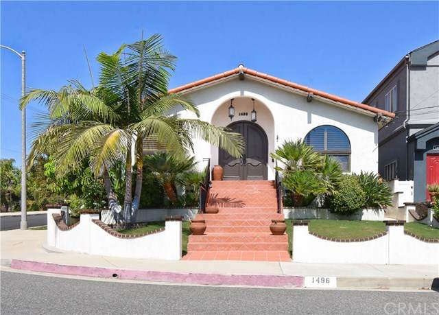 1496 W 3rd Street, San Pedro, CA 90732 (#PV20201579) :: Team Forss Realty Group