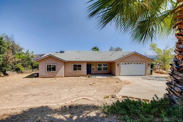 845 Rykers Ridge Rd, Ramona, CA 92065 (#200046549) :: The Najar Group