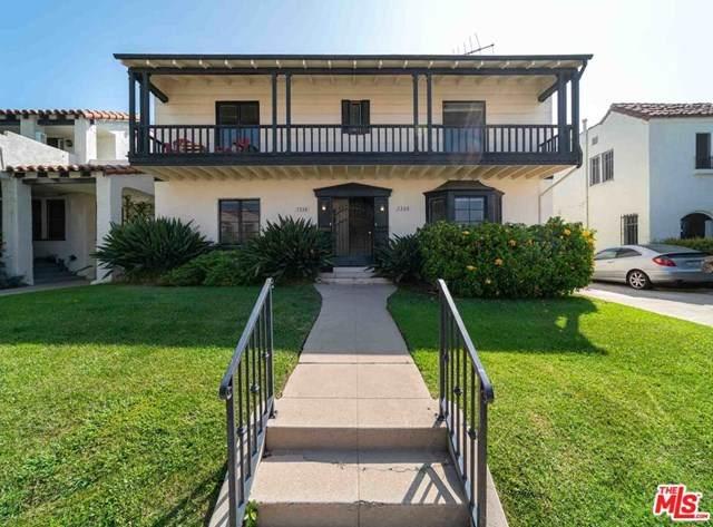1356 Masselin Avenue, Los Angeles (City), CA 90019 (#20637724) :: Berkshire Hathaway HomeServices California Properties