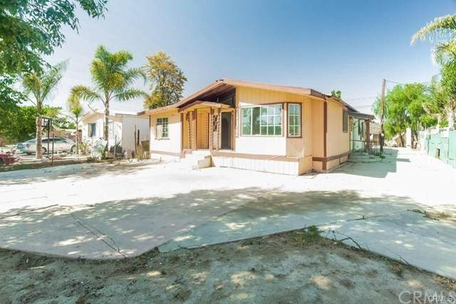 27932 Jefferson Avenue, Romoland, CA 92585 (#SW20201630) :: The Laffins Real Estate Team