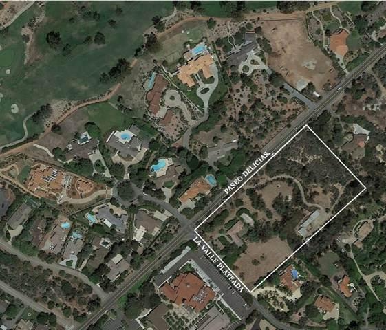 6344 La Valle Plateada, Rancho Santa Fe, CA 92067 (#NDP2000318) :: Steele Canyon Realty