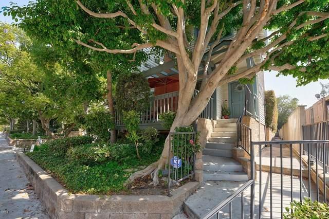 844 Magnolia Avenue #16, Pasadena, CA 91106 (#P1-1480) :: eXp Realty of California Inc.