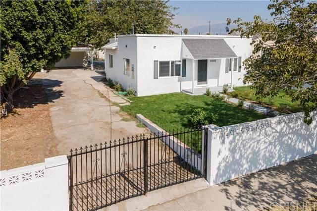 11000 Herrick Avenue, Pacoima, CA 91331 (#SR20200230) :: The Laffins Real Estate Team