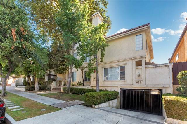 626 E Palm Avenue #102, Burbank, CA 91501 (#BB20201626) :: The Najar Group
