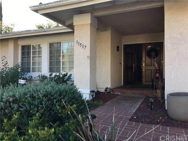 11517 Baird Avenue, Porter Ranch, CA 91326 (#SR20201797) :: The Najar Group