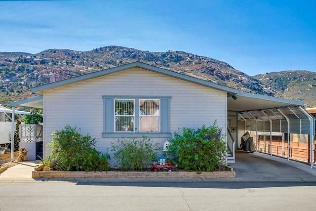 15420 Olde Highway 80 #25, El Cajon, CA 92021 (#PTP2000177) :: Steele Canyon Realty