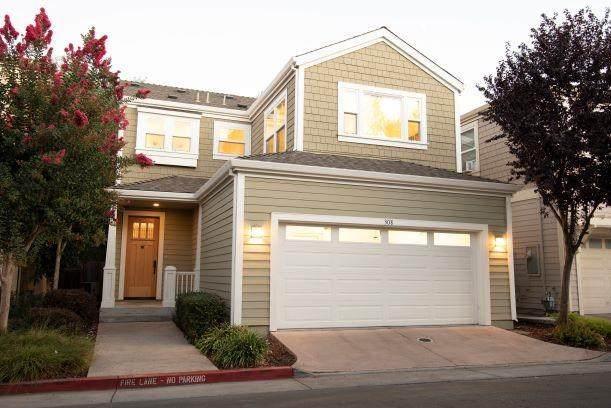 308 Creekside Village Drive, Los Gatos, CA 95032 (#ML81812854) :: Go Gabby