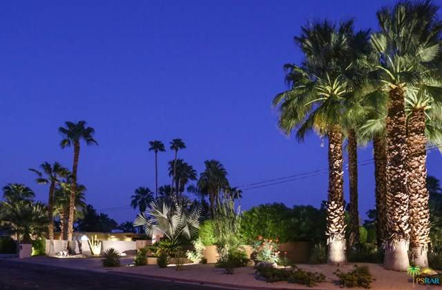 500 N Via Miraleste, Palm Springs, CA 92262 (#20637714) :: Berkshire Hathaway HomeServices California Properties