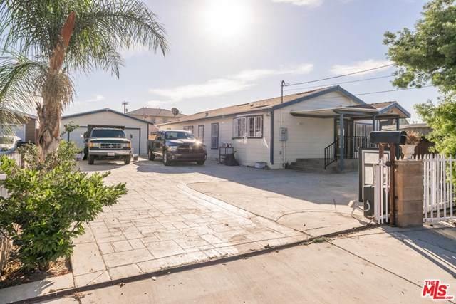 11156 Mansel Avenue, Inglewood, CA 90304 (#20638142) :: Crudo & Associates