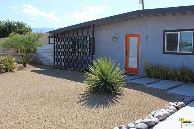 871 S Calle Santa Cruz, Palm Springs, CA 92264 (#20638192) :: Team Forss Realty Group