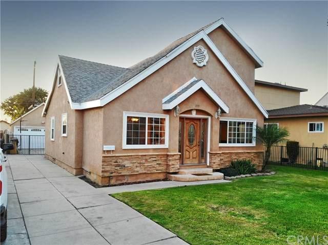 339 N 4th Street, Montebello, CA 90640 (MLS #DW20200427) :: Desert Area Homes For Sale
