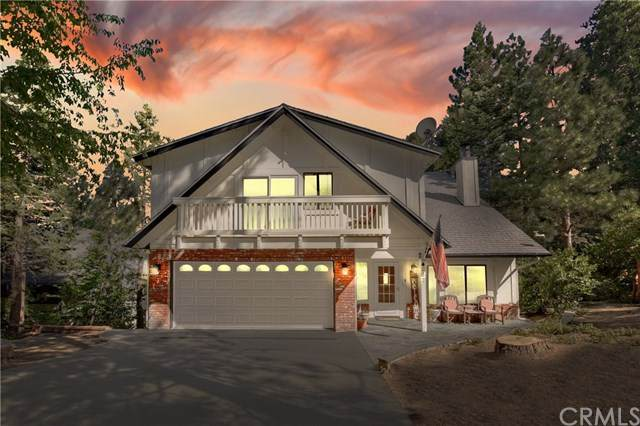 267 Chippewa Lane, Lake Arrowhead, CA 92352 (#EV20201905) :: Compass