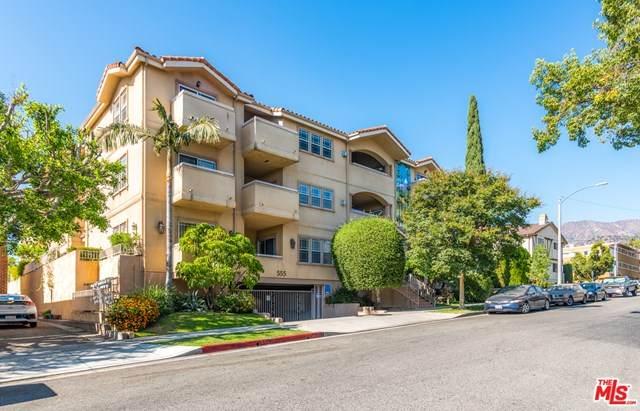 555 E Santa Anita Avenue #305, Burbank, CA 91501 (MLS #20619348) :: Desert Area Homes For Sale