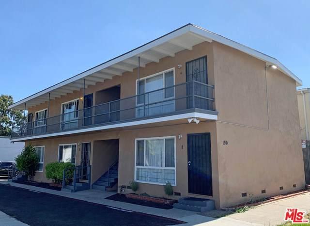 190 E Artesia Boulevard, Long Beach, CA 90805 (#20638420) :: The Laffins Real Estate Team