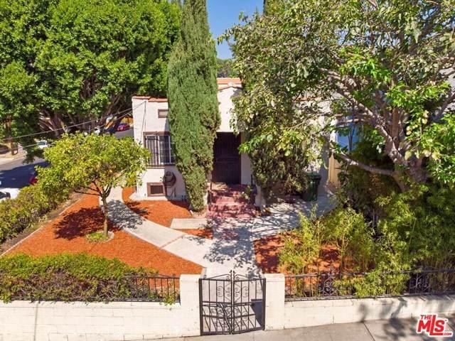 4047 Camero Avenue, Los Angeles (City), CA 90027 (#20635180) :: Hart Coastal Group