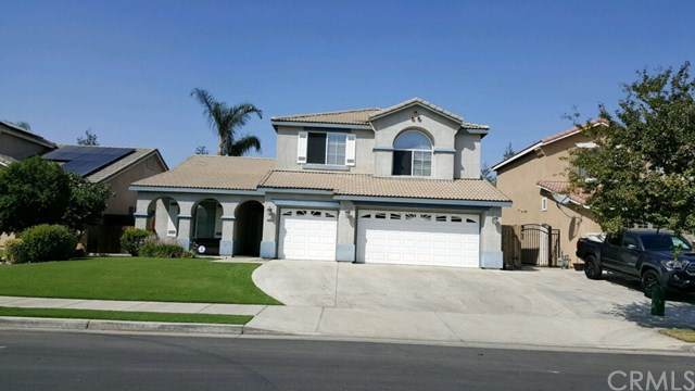 10504 Panther Falls Avenue, Bakersfield, CA 93312 (#IV20202153) :: The Najar Group