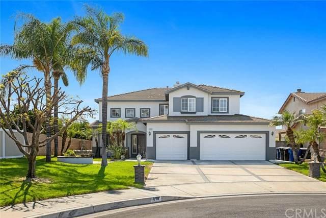 870 Bermuda Dunes Court E, Ontario, CA 91761 (#AR20202167) :: Berkshire Hathaway HomeServices California Properties
