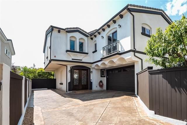 2104 Warfield Avenue B, Redondo Beach, CA 90278 (#SB20202226) :: The Miller Group