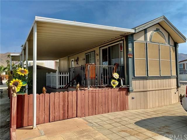 74711 Dillon Road #929, Desert Hot Springs, CA 92241 (#SW20199898) :: Blake Cory Home Selling Team