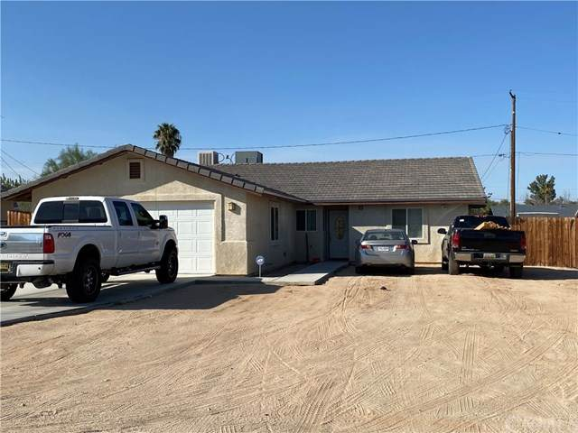 73812 Sun Valley Drive, 29 Palms, CA 92277 (#JT20196951) :: RE/MAX Masters