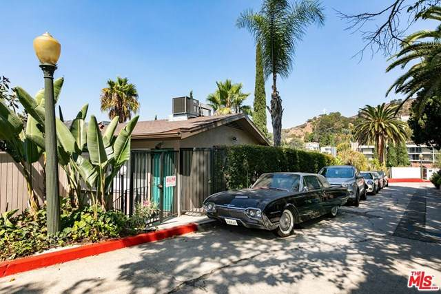 6825 Whitley Terrace, Los Angeles (City), CA 90068 (#20638422) :: RE/MAX Masters