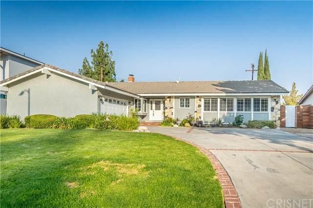 8350 Marla Avenue, West Hills, CA 91304 (#SR20194170) :: The Najar Group