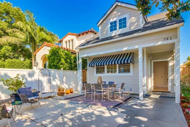 721 H Avenue, Coronado, CA 92118 (#200046668) :: Mark Nazzal Real Estate Group