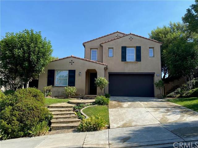 5161 Highview Street, Chino Hills, CA 91709 (#TR20201805) :: RE/MAX Masters
