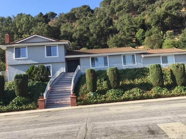 1950 Old Canyon Drive, Hacienda Heights, CA 91745 (#TR20198851) :: The Najar Group