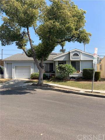 3510 Tuller Avenue, Los Angeles (City), CA 90034 (#SR20202514) :: Mark Nazzal Real Estate Group