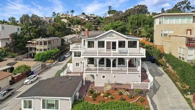 1644 Linwood St, San Diego, CA 92103 (#200046683) :: The Najar Group