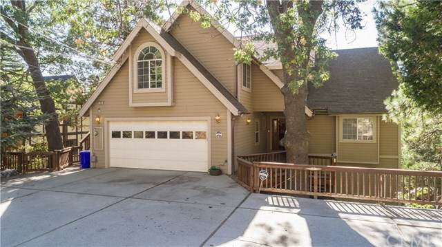 27303 Peninsula Drive, Lake Arrowhead, CA 92352 (#CV20197216) :: Compass