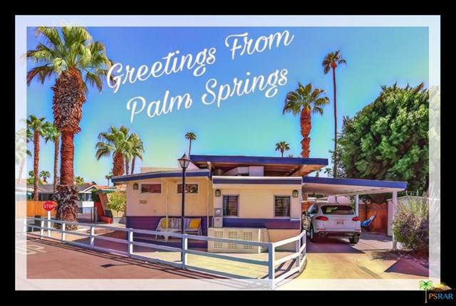 300 Raincloud Drive, Palm Springs, CA 92264 (#20638604) :: Team Forss Realty Group