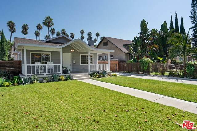 4622 7Th Avenue, Los Angeles (City), CA 90043 (#20635594) :: Go Gabby