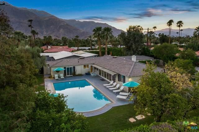 1188 E El Alameda, Palm Springs, CA 92262 (#20638460) :: The Najar Group